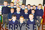 The junior infants class in Scoil Mhuire Boys national school in Caherciveen.   Copyright Kerry's Eye 2008