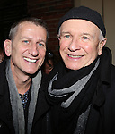 Tom Kirdahy and Terrence McNally attend the Broadway Opening Night Performance of 'Richard III' at the Belasco Theatre on November 10, 2013 in New York City.