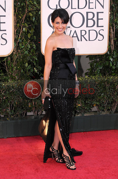 Lisa Edelstein<br />at the 66th Annual Golden Globe Awards. Beverly Hilton Hotel, Beverly Hills, CA. 01-11-09<br />Dave Edwards/DailyCeleb.com 818-249-4998
