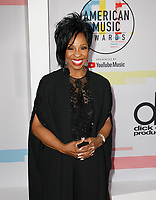 LOS ANGELES, CA - OCTOBER 09: Gladys Knight attends the 2018 American Music Awards at Microsoft Theater on October 9, 2018 in Los Angeles, California.  <br /> CAP/MPI/IS<br /> &copy;IS/MPI/Capital Pictures