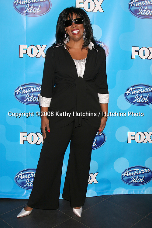 Donna Summer.American Idol FInale 2008  Press Room.Nokia Theater.Los Angeles,  CA.May 21, 2008.©2008 Kathy Hutchins / Hutchins Photo .