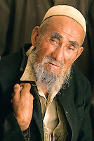 It is believed that one extended Uyghur family In the oasis of Yutian located in the southern Tarim Basin, has over a dozen members older than 100 years of age. They believe that their enduring water which has supported the oasis for centuries is the source of their longevity..