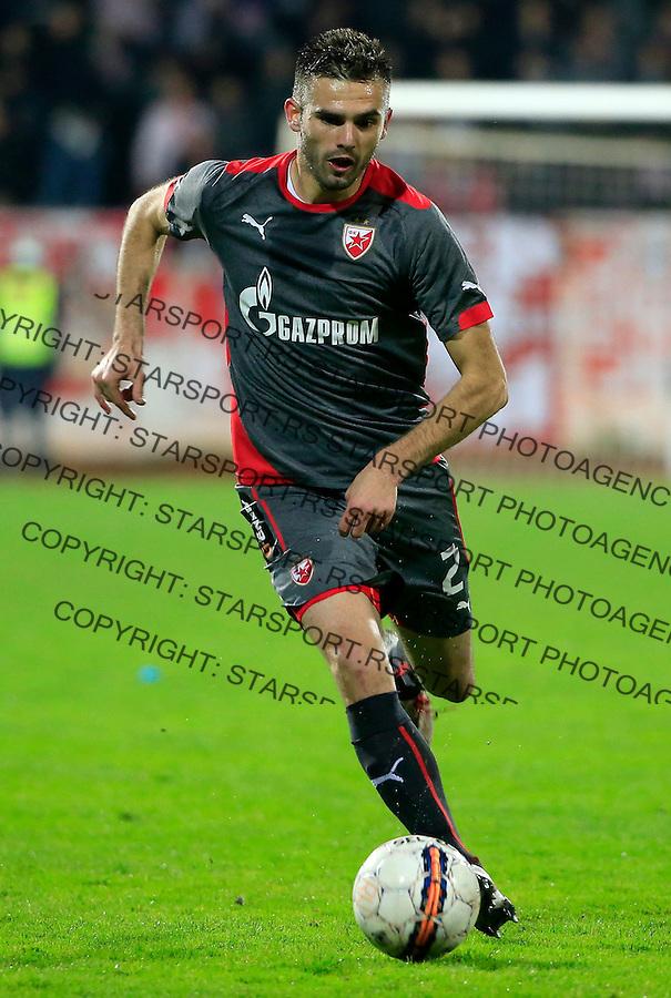 Fudbal Jelen Super League season 2015-2016<br /> Radnicki Nis v Crvena Zvezda<br /> Marko Petkovic<br /> Nis, 22.11.2015.<br /> foto: Srdjan Stevanovic/Starsportphoto&copy;