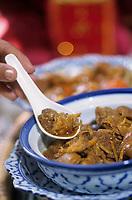 """Asie/Thaïlande/Env de Chiang Mai : Réception à la """"Mae Sa Valley Resort"""" - Curry rouge de porc"""