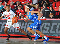 CCSU WBB at UHart 12/6/2017