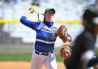 UNH Softball vs. Adelphi 4/18/2018