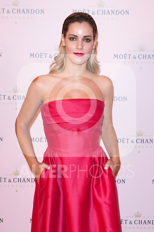 "Alejandra Onieva attends the ""Moon Night Party"" of Moët & Chandon at Casino in Madrid, Spain. September 17, 2014. (ALTERPHOTOS/Carlos Dafonte)"
