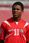 15 March 2008: Nelson Barahona (PAN). The Panama U-23 Men's National Team defeated the Cuba U-23 Men's National Team 4-1 at Raymond James Stadium in Tampa, FL in a Group A game during the 2008 CONCACAF's Men's Olympic Qualifying Tournament.