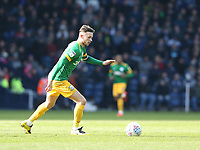 Preston North End's Alan Browne<br /> <br /> Photographer Stephen White/CameraSport<br /> <br /> The EFL Sky Bet Championship - West Bromwich Albion v Preston North End - Saturday 13th April 2019 - The Hawthorns - West Bromwich<br /> <br /> World Copyright © 2019 CameraSport. All rights reserved. 43 Linden Ave. Countesthorpe. Leicester. England. LE8 5PG - Tel: +44 (0) 116 277 4147 - admin@camerasport.com - www.camerasport.com