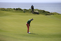 Ian Poulter (ENG) putts on the 6th green during Thursday's Round 1 of the Dubai Duty Free Irish Open 2019, held at Lahinch Golf Club, Lahinch, Ireland. 4th July 2019.<br /> Picture: Eoin Clarke | Golffile<br /> <br /> <br /> All photos usage must carry mandatory copyright credit (© Golffile | Eoin Clarke)