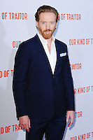 "Damian Lewis<br /> poses at the Washington Hotel before the premiere of ""Our Kind of Traitor"" held at the Curzon Mayfair, London<br /> <br /> <br /> ©Ash Knotek  D3113 05/05/2016"