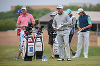 Graeme McDowell (NIR) looks over his tee shot on 10 during Round 2 of the Valero Texas Open, AT&T Oaks Course, TPC San Antonio, San Antonio, Texas, USA. 4/20/2018.<br /> Picture: Golffile | Ken Murray<br /> <br /> <br /> All photo usage must carry mandatory copyright credit (© Golffile | Ken Murray)