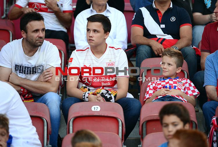 29.08.2013., Mercedes-Benz Arena, Stuttgart - Second leg of UEFA Europa League play-off, VfB Stuttgart - HNK Rijeka. <br /> Foto &not;&copy;  nph / PIXSELL / Marko Prpic
