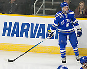 Jordan Himley (AFA - 10) - The Harvard University Crimson defeated the Air Force Academy Falcons 3-2 in the NCAA East Regional final on Saturday, March 25, 2017, at the Dunkin' Donuts Center in Providence, Rhode Island.