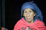 Angela Ramirez is a Maya Mam woman in Tuixcajchis, a small village in Comitancillo, Guatemala.