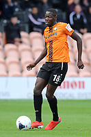 Wesley Fonguck of Barnet in action during Barnet vs Solihull Moors, Vanarama National League Football at the Hive Stadium on 28th September 2019