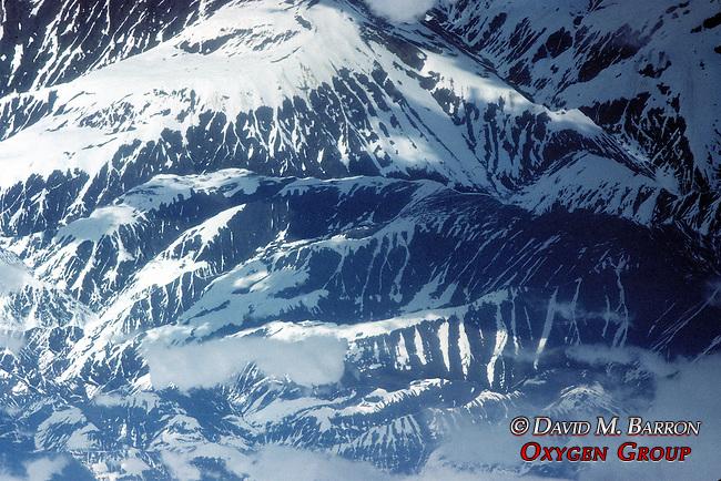 Mountains Near Anchorage