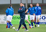 St Johnstone FC....Season 2011-12.Manager Derek McInnes.Picture by Graeme Hart..Copyright Perthshire Picture Agency.Tel: 01738 623350  Mobile: 07990 594431