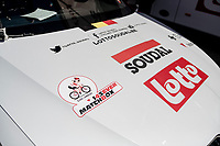Exactly 1 year earlier, in the Tour of Poland, Bjorg Lambrecht died after a severe crash > he still rides with his Lotto-Soudal teammates <br /> <br /> 101st Milano-Torino 2020 (UCI 1.Pro)<br /> 1 day race from Mesero to Stupinigi (198km)