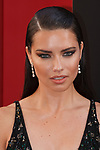 Model Adriana Lima arrives at the World Premiere of Ocean's 8 at Alice Tully Hall in New York City, on June 5, 2018.