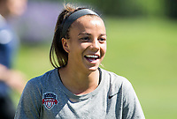 Washington Spirit Practice and Press Conference, Mallory Pugh, May 16, 2017