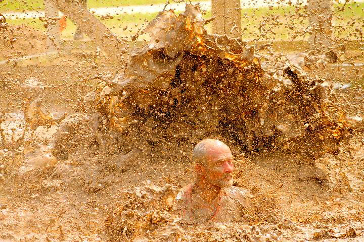 Mud Splash