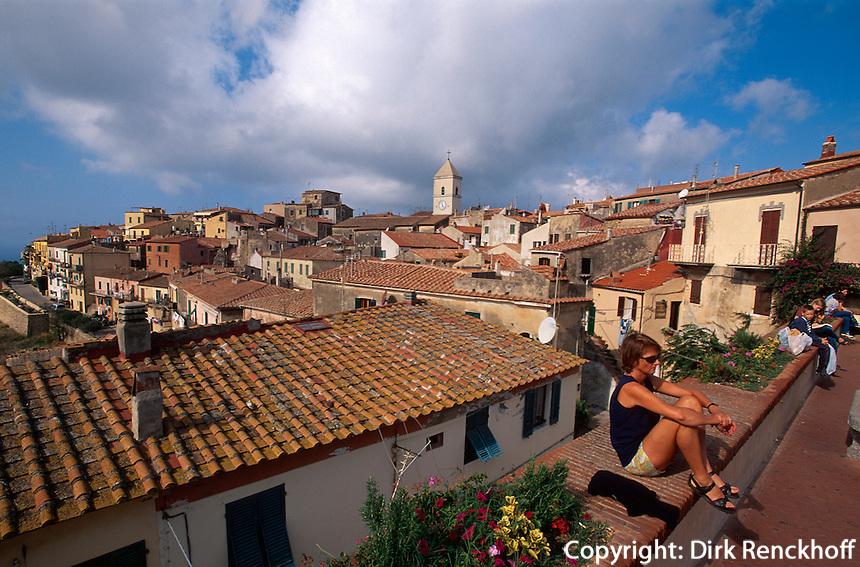 Italien, Elba, Capoliveri