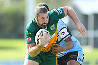 Reserves Rd 5 - Wyong Roos v Terrigal Sharks