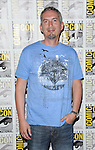 James Dashner arriving at the The Maze Runner at Comic-Con 2014  at the Hilton Bayfront Hotel in San Diego, Ca. July 25, 2014.
