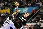 Querin vs Strobel. GERMANY vs ARGENTINA: 31-27 - Preliminary Round - Group A