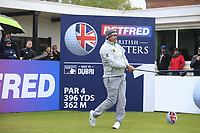Lee Westwood (ENG) during the Hero Pro-am at the Betfred British Masters, Hillside Golf Club, Lancashire, England. 08/05/2019.<br /> Picture Fran Caffrey / Golffile.ie<br /> <br /> All photo usage must carry mandatory copyright credit (© Golffile | Fran Caffrey)
