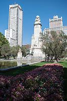 Madrid - Plaza de Espana