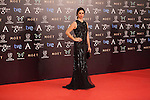 Elena Furiase poses in the photocall at the Goya Film Awards ceremony in Madrid on February 9, 2014.  Photo by Nacho Lopez/ DyD FOTOGRAFOS-DYDPPA