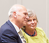 Liberal Democrat Leadership press conference. <br /> <br /> <br /> Vince Cable - new leader <br /> Rachel Smith <br /> 20th July 2017 <br /> at The St Ermin&rsquo;s Hotel, London. Great Britain <br /> &nbsp;<br /> <br /> <br /> Photograph by Elliott Franks <br /> Image licensed to Elliott Franks Photography Services