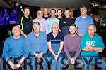Work colleague reunion from Galvin's drinks listowel enjoying a get together at the Greyhound bar on Saturday