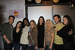 One Life To Live Lenny Platt, Kelley Missal, Nefessa Williams, Kristen Alderson, Melissa Archer, Jason Tam, Brittany Underwood, Ilene Kristen at My Big Gay Italian Wedding on March 18, 2011 (also 3-17- & 3-20) at St. Luke's Theatre, New York City, New York. (Photo by Sue Coflin/Max Photos)