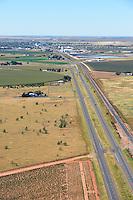 US385 north of Littlefield, Texas.  Sept 2013. 84100