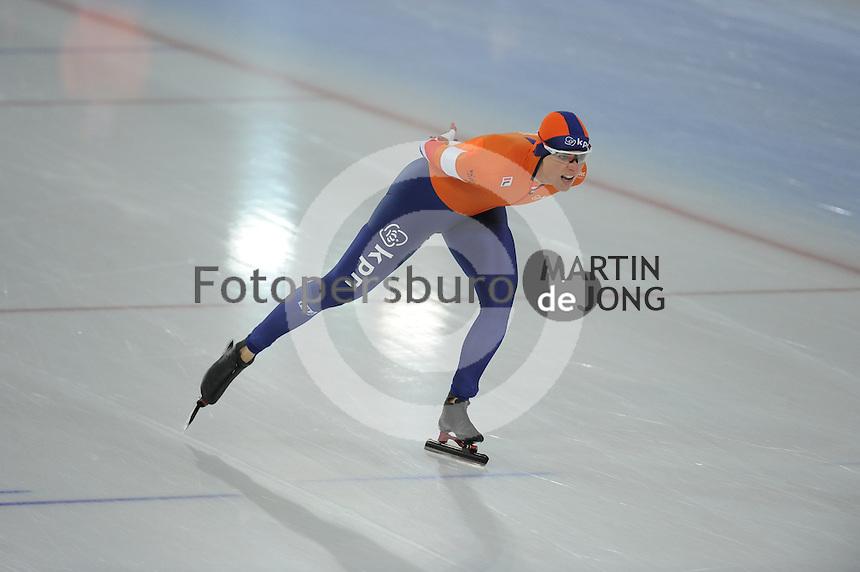 SPEED SKATING: HAMAR: Vikingskipet, 04-03-2017, ISU World Championship Allround, 3000m Ladies, Marije Joling (NED), ©photo Martin de Jong
