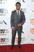 NEW YORK, NY - SEPTEMBER 28: Actor J. Quinton Johnson attends 55th New York Film Festival opening night premiere of 'Last Flag Flying' at Alice Tully Hall, Lincoln Center on September 28, 2017 in New York City. Photo Credit: John Palmer/MediaPunch