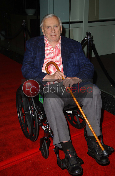 Gore Vidal<br />at &quot;Russian Nights&quot; Festival Closing Night Gala. Pacific Design Center, Los Angeles, CA. 04-08-06<br />Dave Edwards/DailyCeleb.com 818-249-4998
