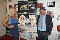 Gloria Kisel, Clinton H. Wallace<br /> at &quot;The Brentwood Connection&quot; Screening, Raleigh Studios, Los Angeles, 09-20-13<br /> David Edwards/Dailyceleb.com 818-249-4998