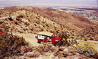 Desert Tours in Santa Rosa Preserve, Palm Springs, California