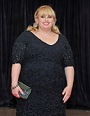 Rebel Wilson arrives for the 2013 White House Correspondents Association Annual Dinner at the Washington Hilton Hotel on Saturday, April 27, 2013..Credit: Ron Sachs / CNP.(RESTRICTION: NO New York or New Jersey Newspapers or newspapers within a 75 mile radius of New York City)