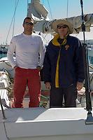 Brujo .25.5 .XXIII Edición de la Regata de Invierno 200 millas a 2 - 6 al 8 de Marzo de 2009, Club Náutico de Altea, Altea, Alicante, España