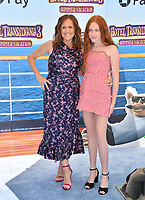 "Molly Shannon & Stella Shannon at the world premiere for ""Hotel Transylvania 3: Summer Vacation"" at the Regency Village Theatre, Los Angeles, USA 30 June 2018<br /> Picture: Paul Smith/Featureflash/SilverHub 0208 004 5359 sales@silverhubmedia.com"