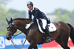 Shunsuke Terui (JPN), <br /> AUGUST 20, 2018 - Equestrian : <br /> Dressage Team <br /> at Jakarta International Equestrian Park <br /> during the 2018 Jakarta Palembang Asian Games <br /> in Jakarta, Indonesia. <br /> (Photo by Naoki Nishimura/AFLO SPORT)