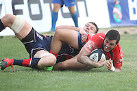 Rugby 2017 ARC Chile vs USA