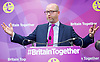 Paul Nuttall <br /> Leader of the UKIP party <br /> General Election campaign speech<br /> Westminster, London, Great Britain 6th June 2017 <br /> <br /> Paul Nuttall <br /> <br />  <br /> Photograph by Elliott Franks <br /> Image licensed to Elliott Franks Photography Services