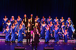 THe Mornington Gospel Choir performing at the Gospel Gathering in the TLT. Photo:Colin Bell/pressphotos.ie