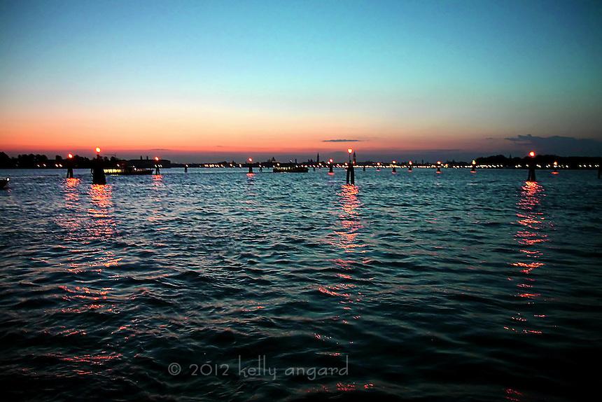 Adriatic Sea - Venice, Italy
